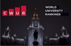 2020年CWUR世界大学排名出炉:英美高校霸榜前十